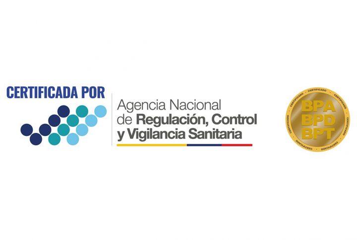 Certificación B.P.A.